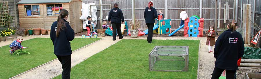 Edith Rose Nursery Ascot Windsor Day Care Contact Us