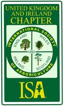International Society of Arboriculture UK+Ireland Chapter Member